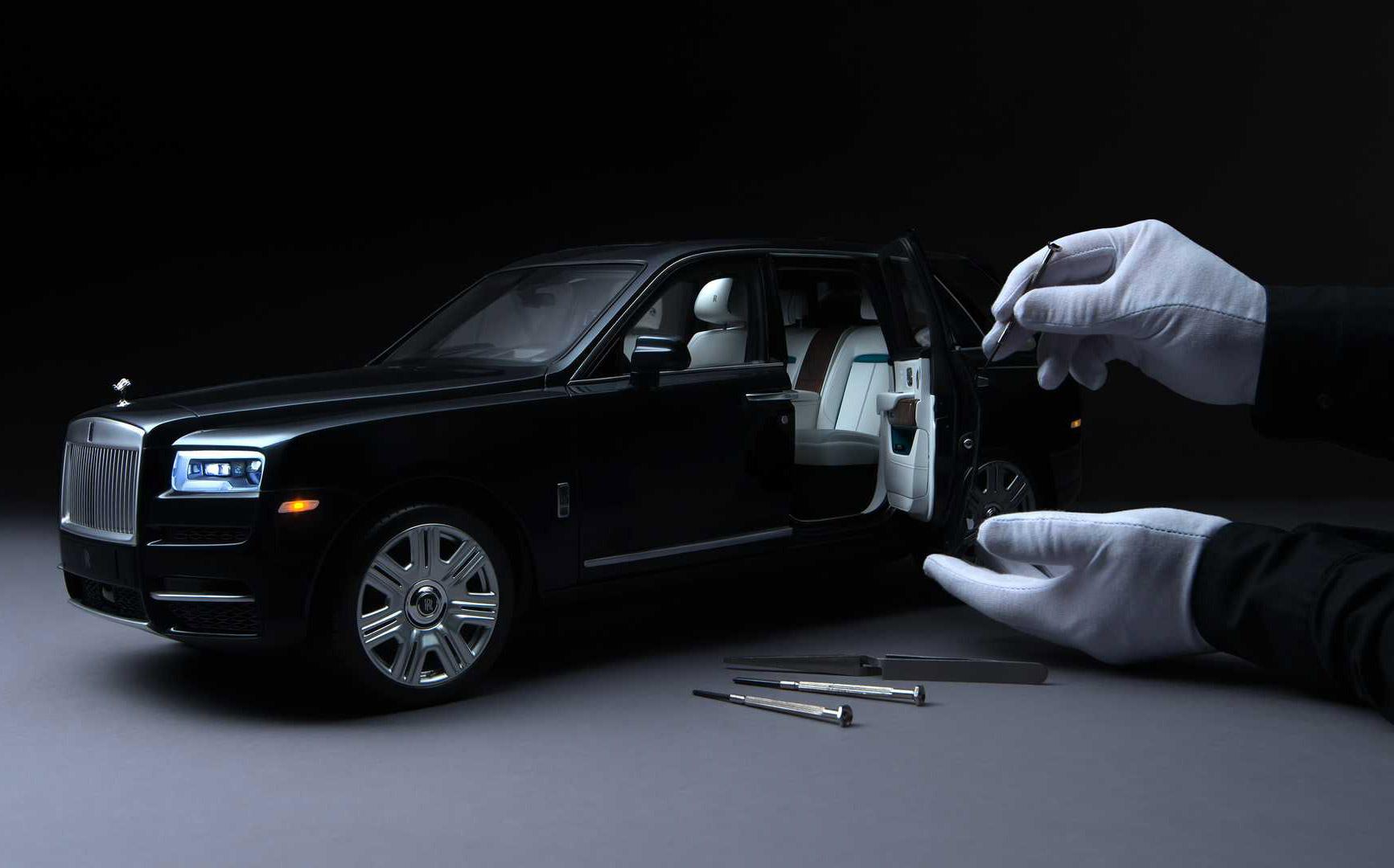 1:8 Scale Rolls-Royce Cullinan