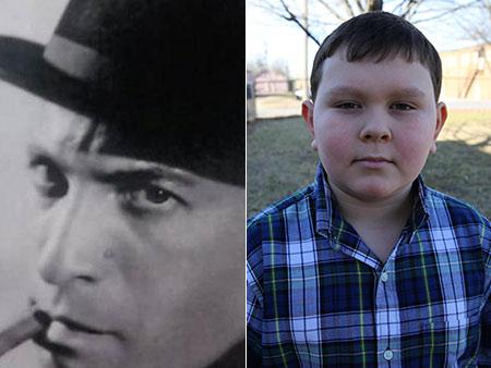 10-year-old Reincarnation