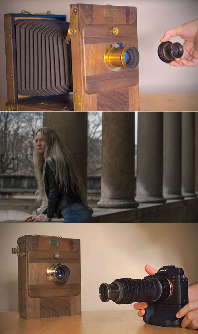 136-Year-Old Camera