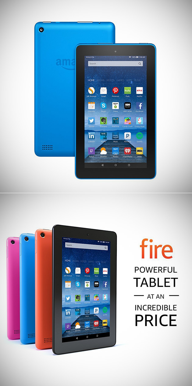 16GB Fire Tablet