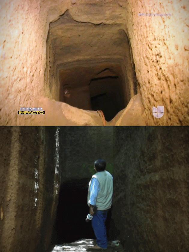 18-Year Dig Hole