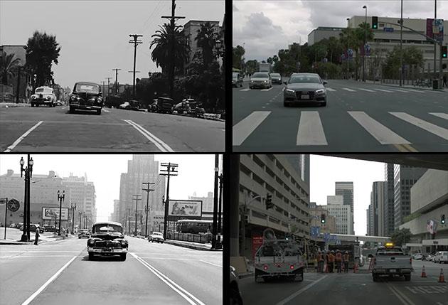 1940s Los Angeles
