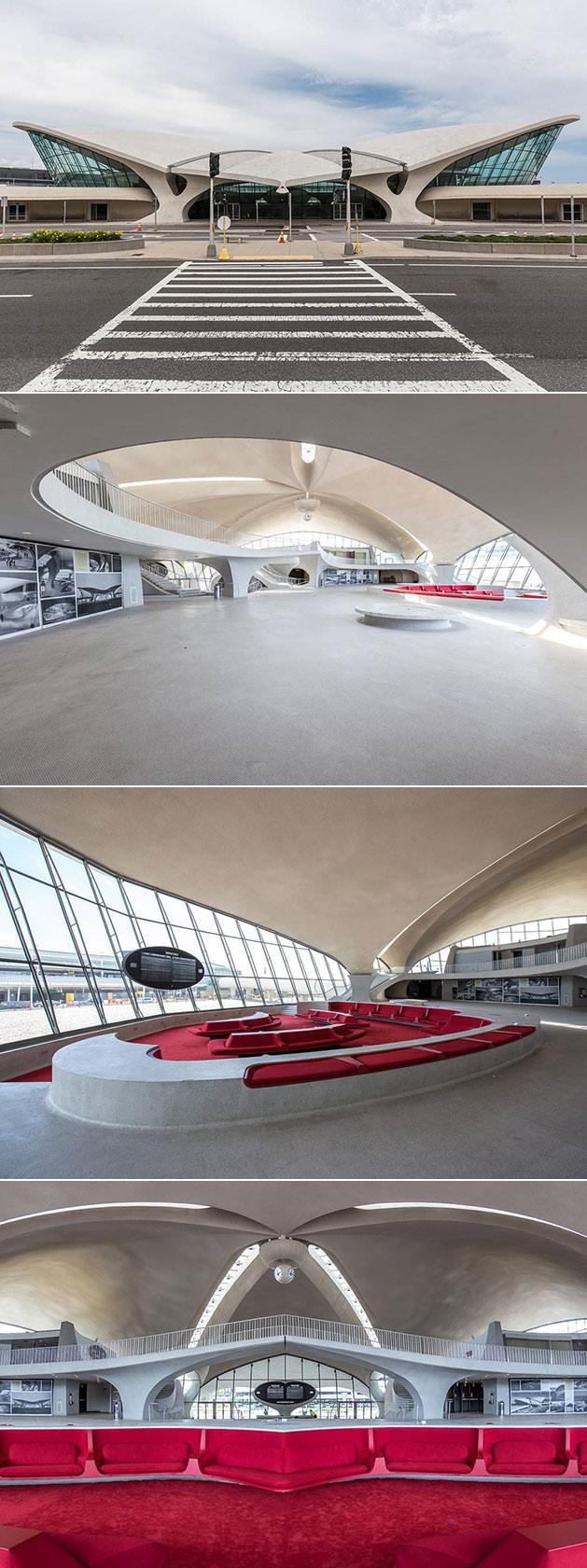 TWA Terminal 1962