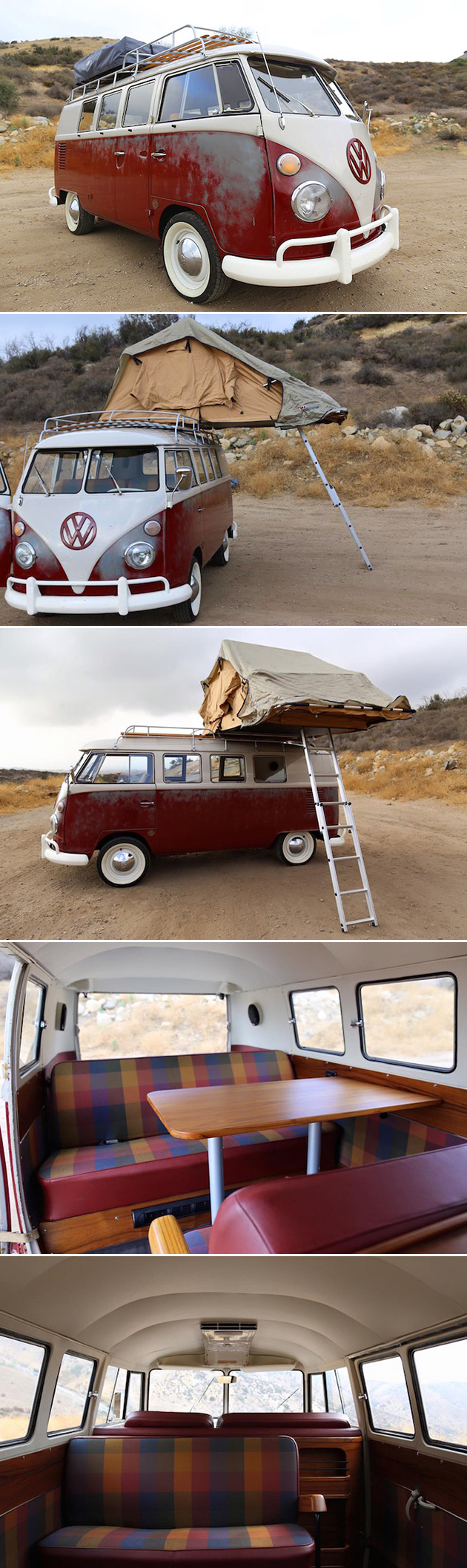1967 VW Camper ICON