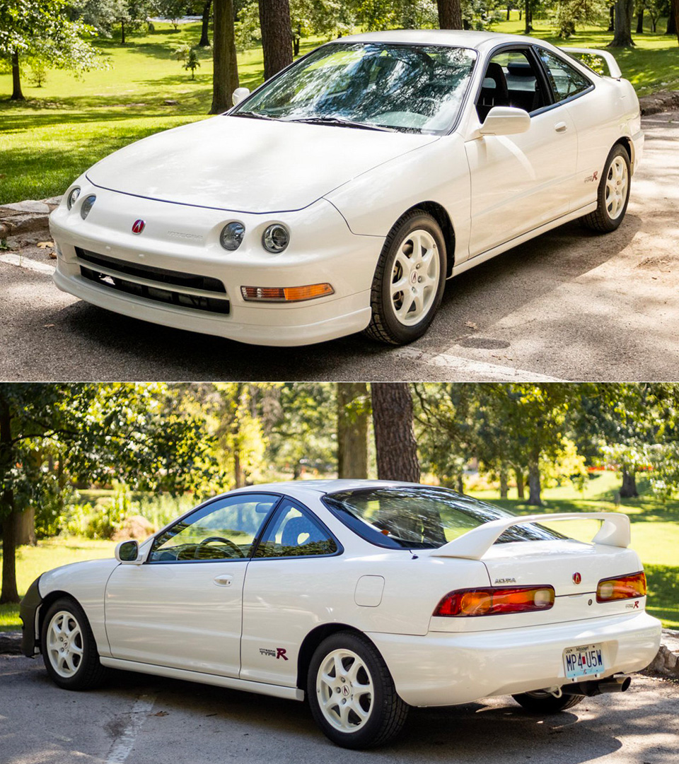 Pristine 1997 Acura Integra Type R Sells For 82k Retailed For 23k Techeblog
