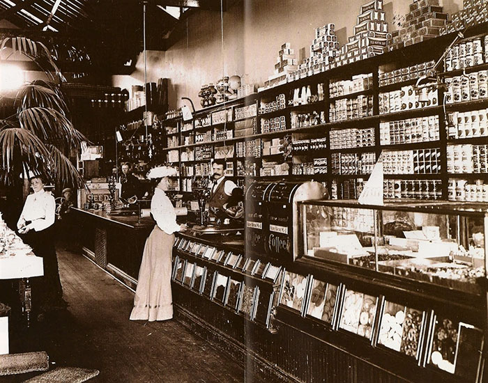 19th Century Grocery Store