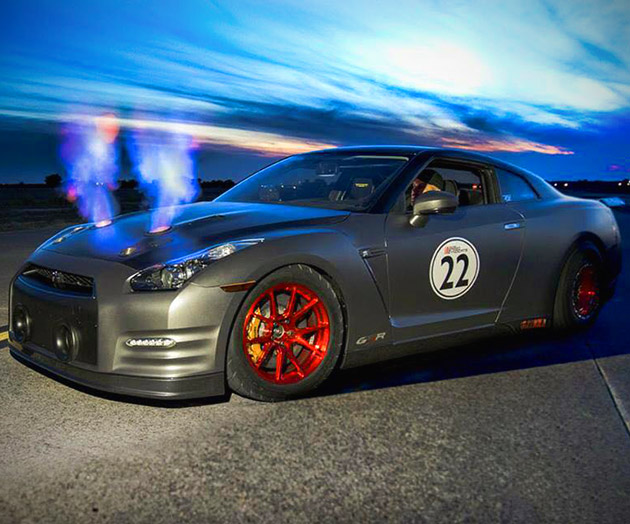 2000HP Nissan GT-R