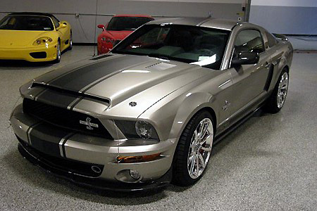 2008 Shelby Mustang