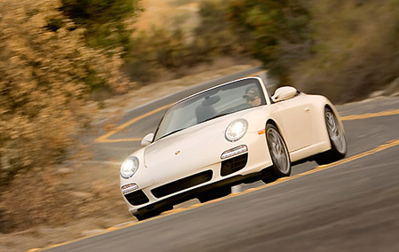 The 2009 Porsche Carrera 911 S