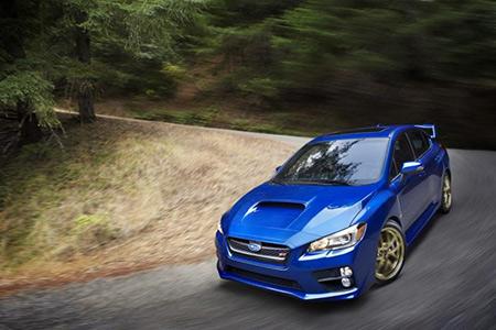 Subaru Wrx Sti in World