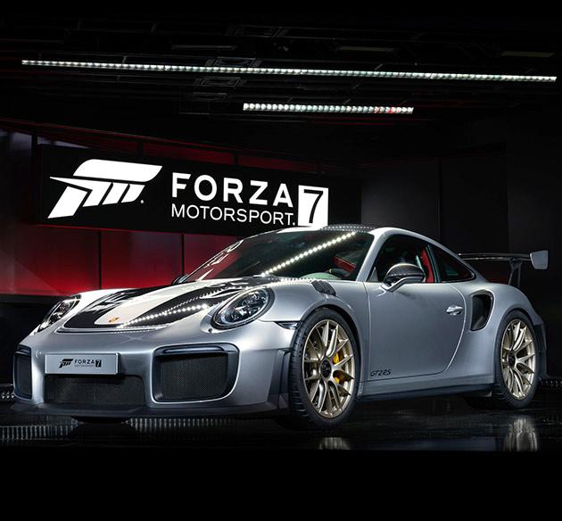 2017 Porsche GT2 RS