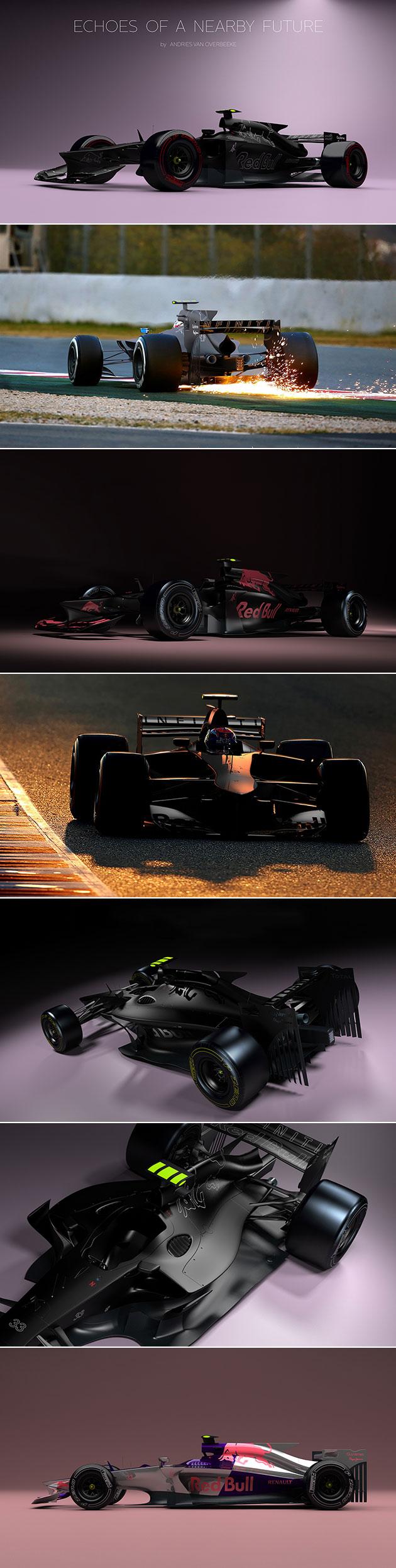 2010 Red Bull Formula 1 Car