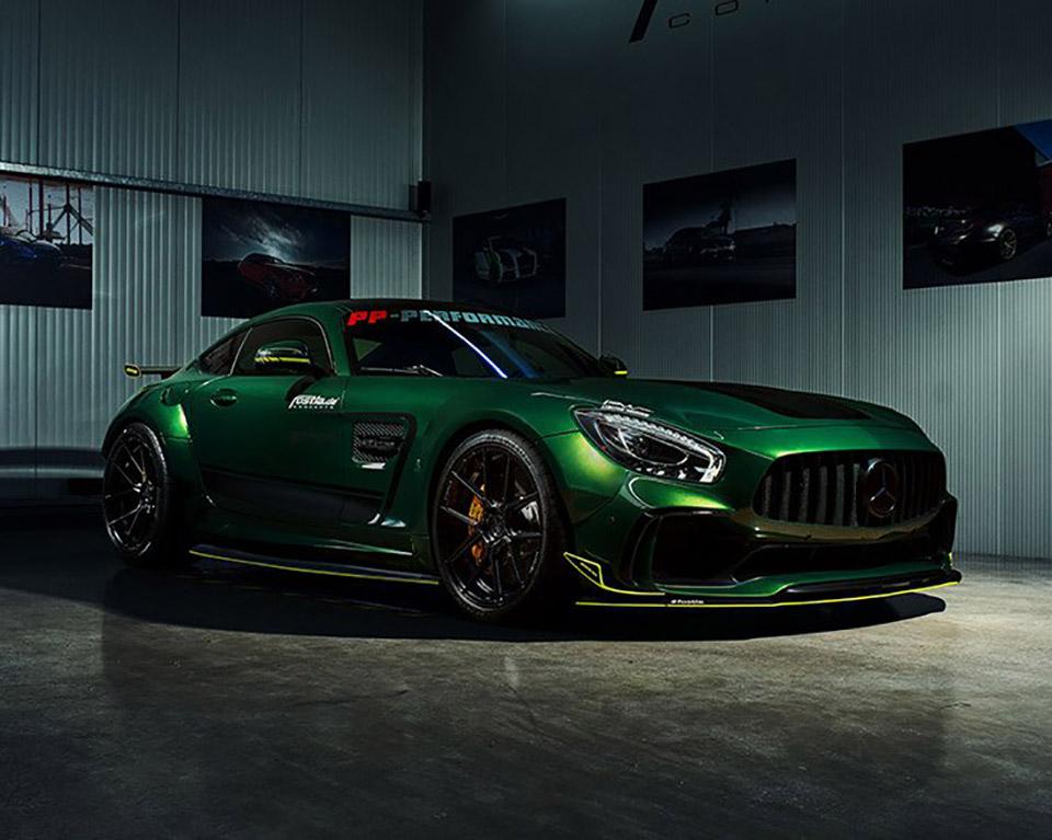 2018 Mercedes-AMG GTR Prior Design