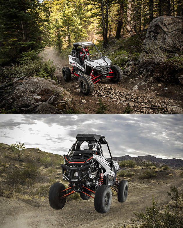 Think of the 2018 Polaris RZR RS1 as an AWD Go-Kart That Can