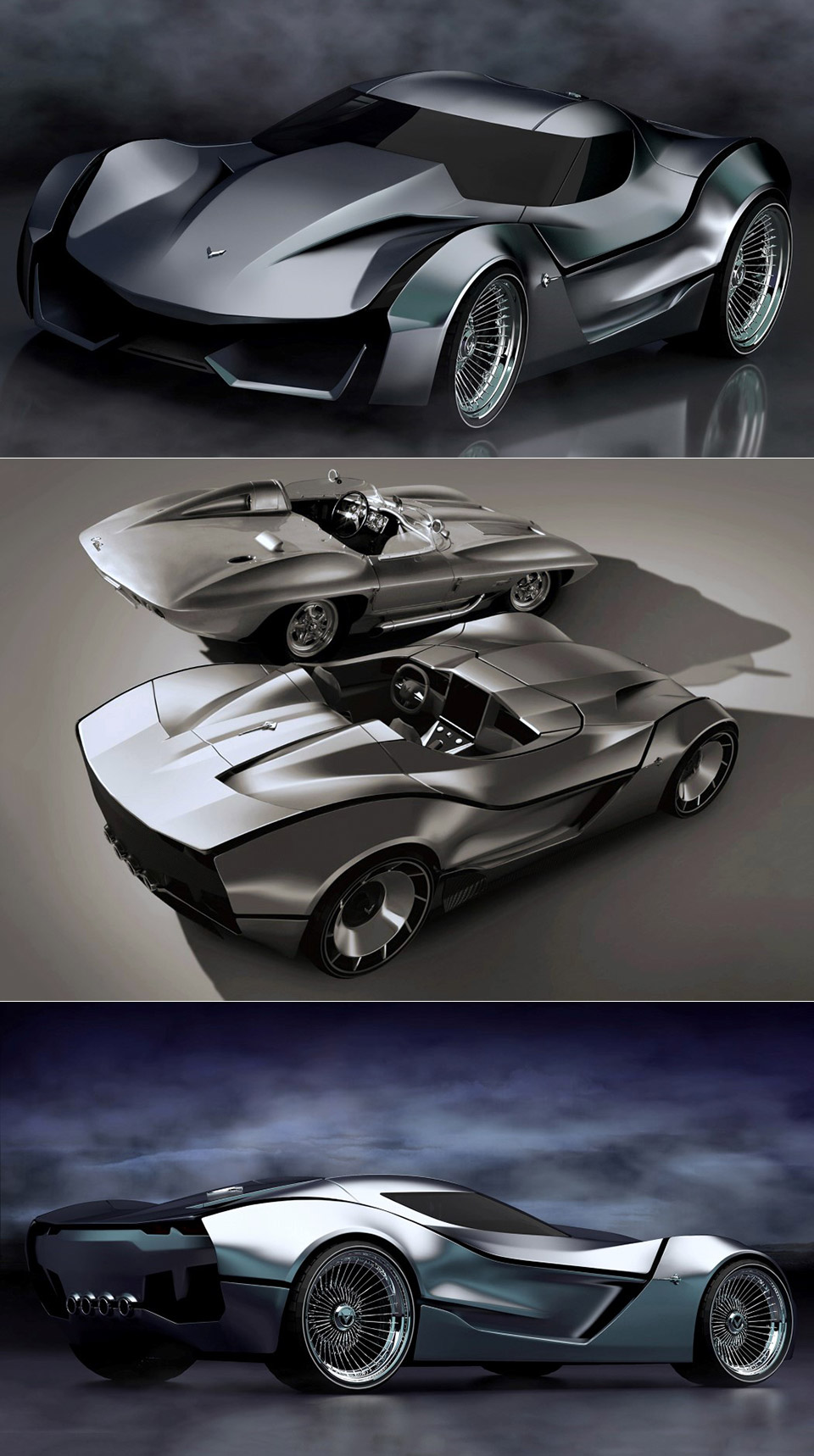 2019 Corvette Stingray Concept