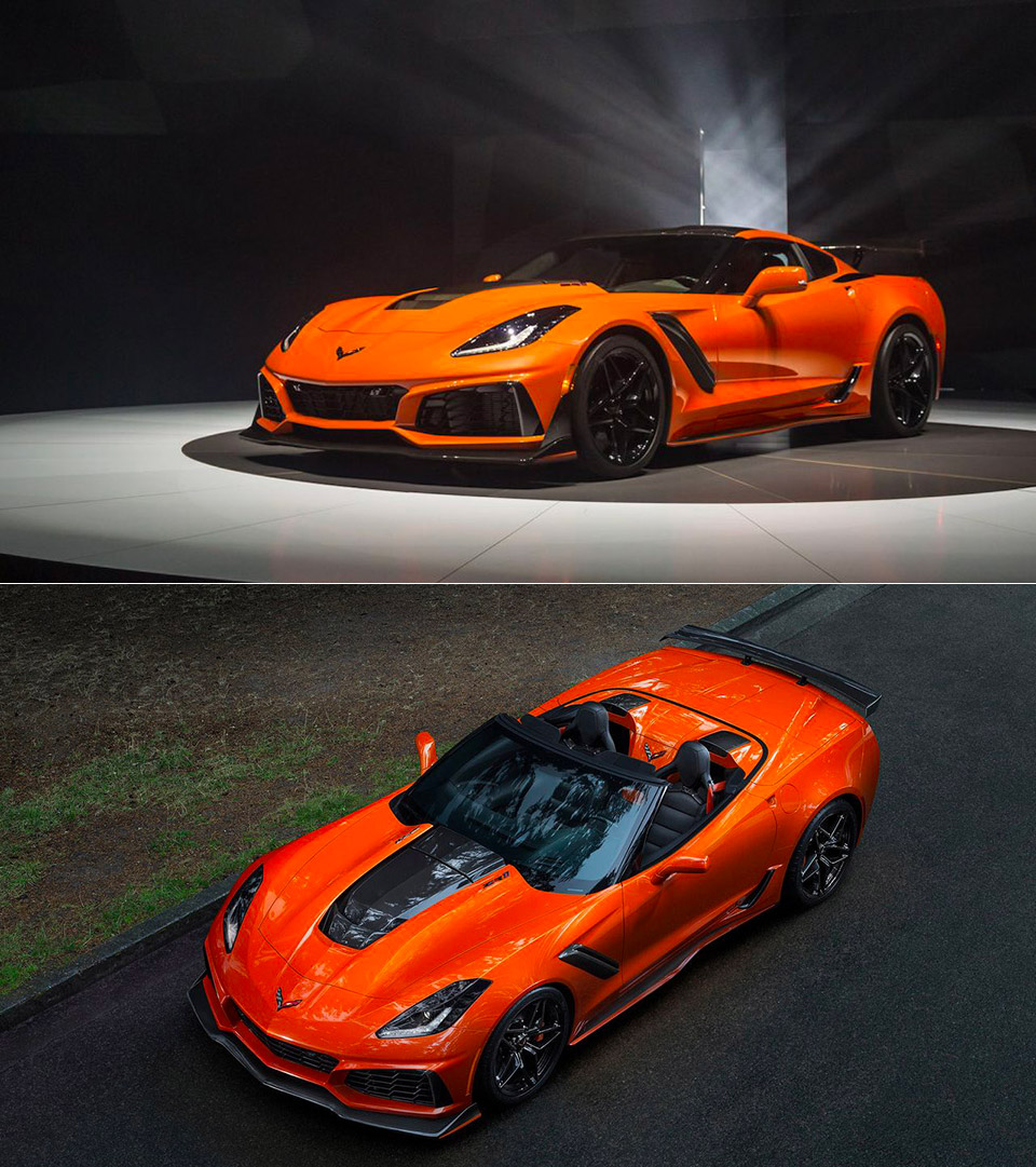 2019 Corvette ZR1 Hennessey Performance