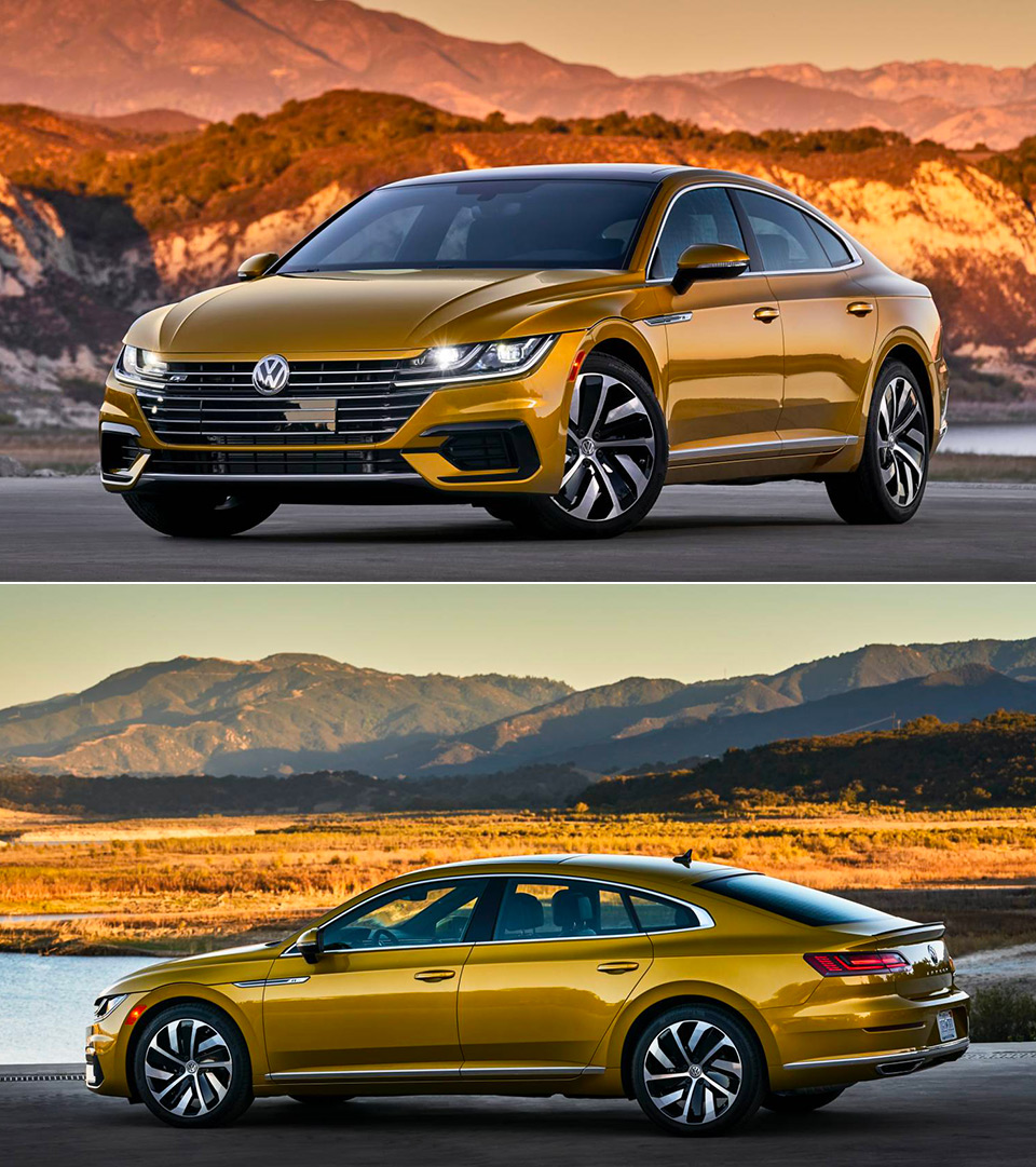 2019 Volkswagen Arteon Heading To The US, Here's A First