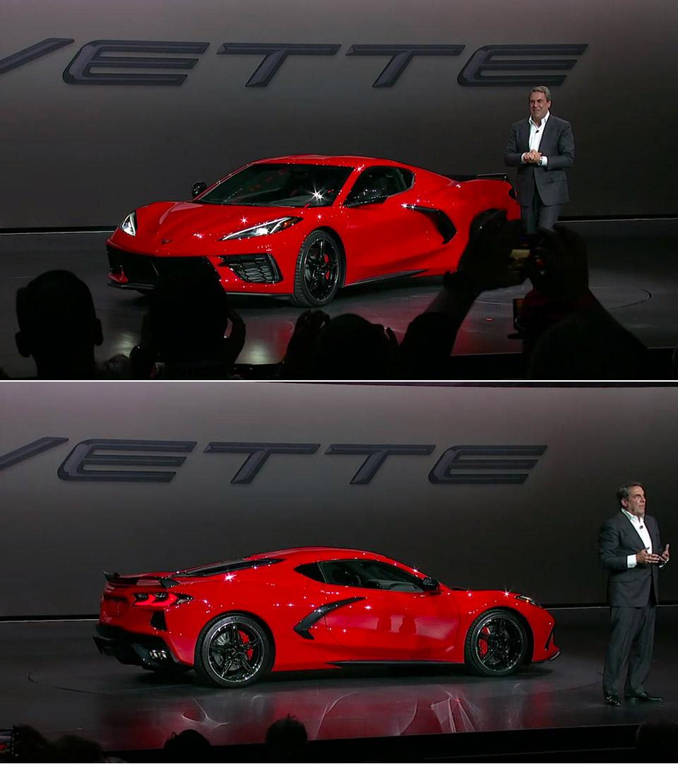 2020 Corvette C8 Mid-Engine
