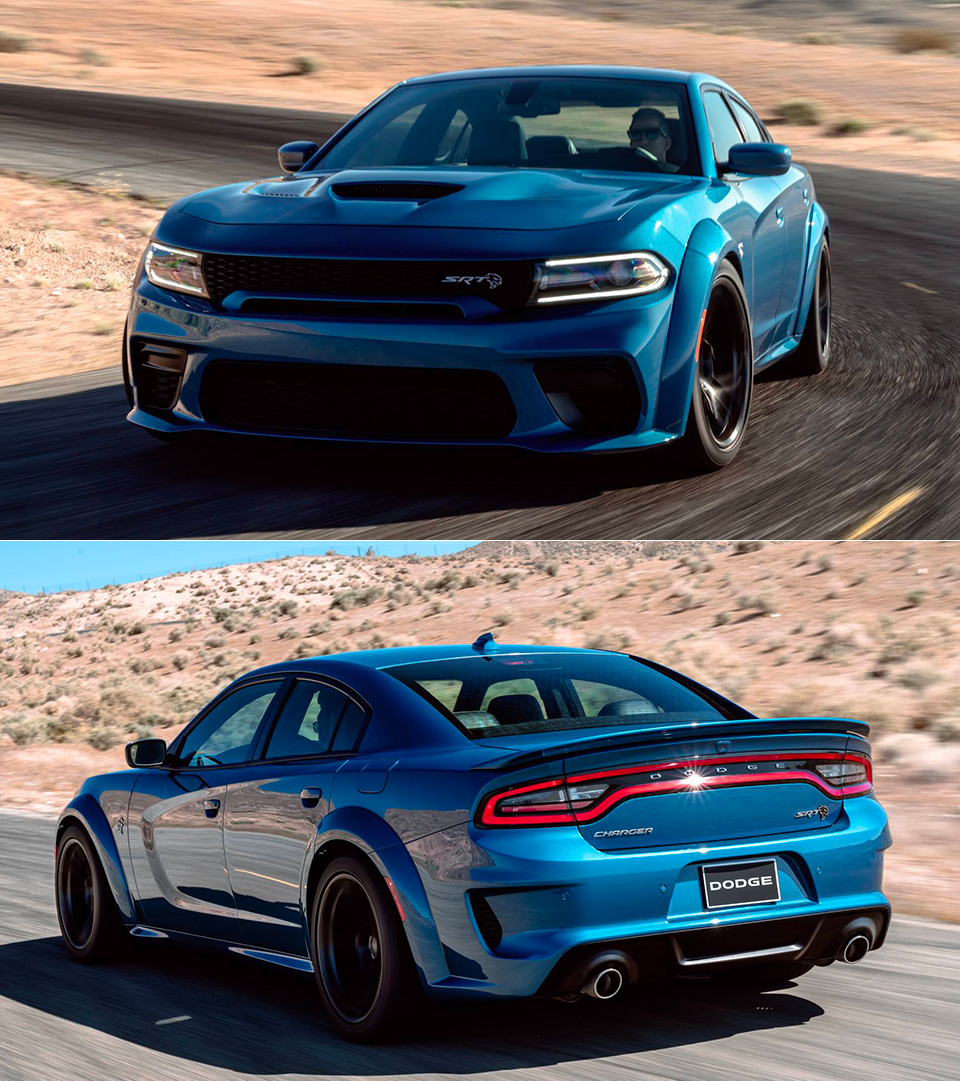 2020 Dodge Charger SRT Hellcat Widebody Pricing Announced