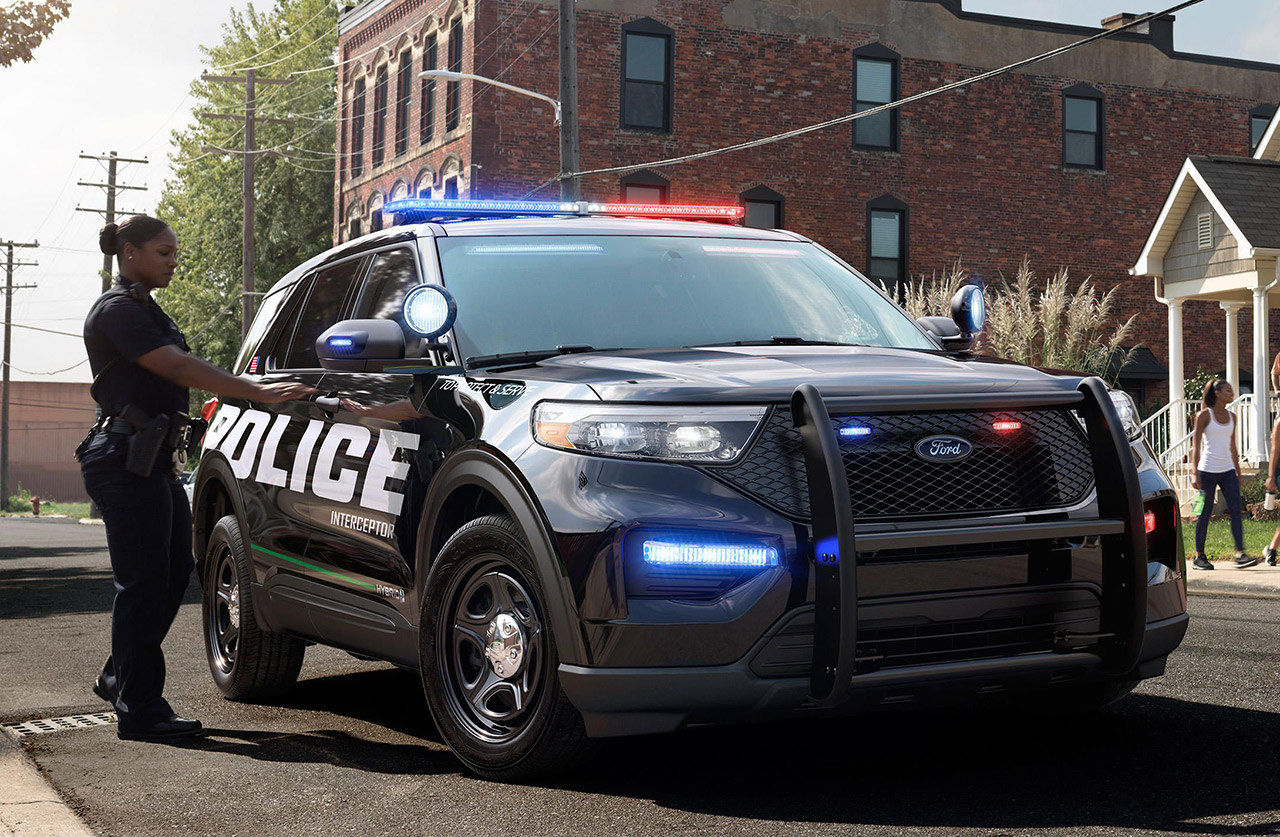 2020 Ford Police Interceptor