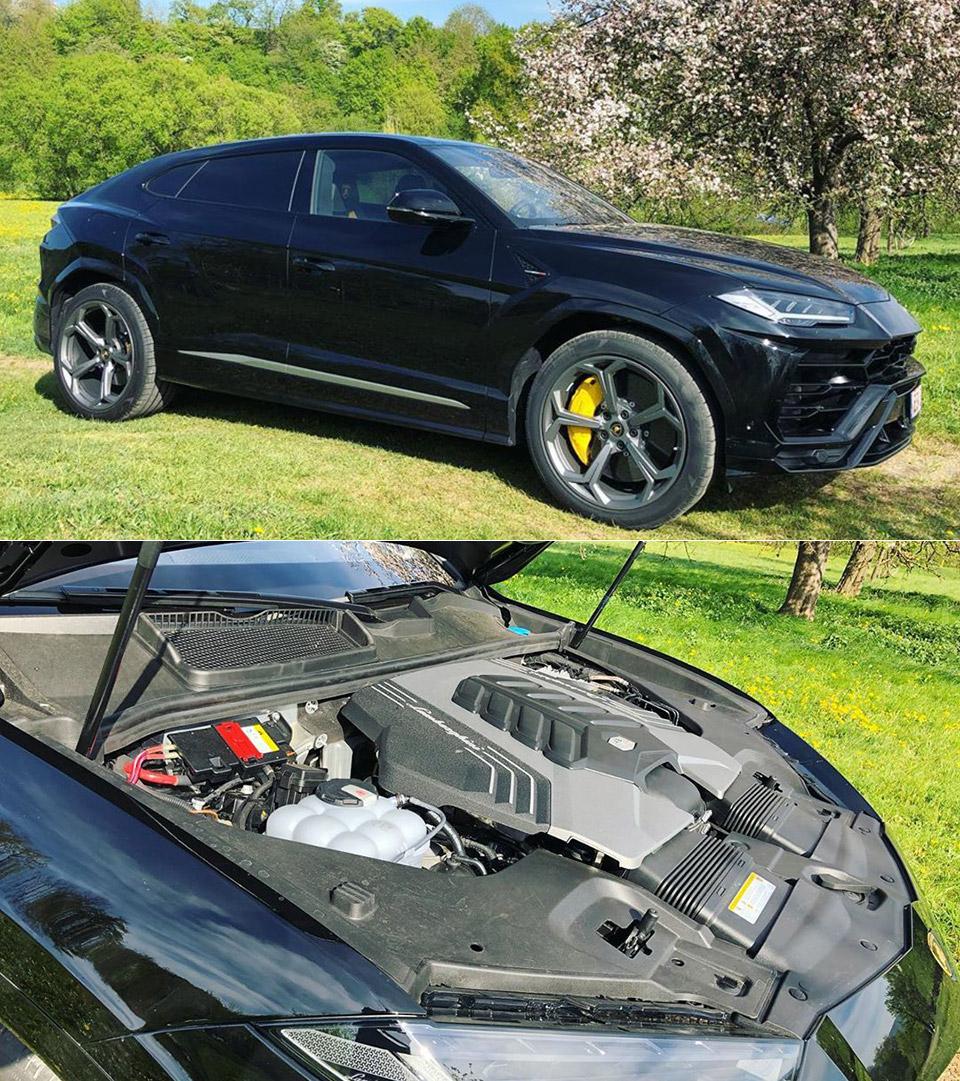 2020 HGP Lamborghini Urus
