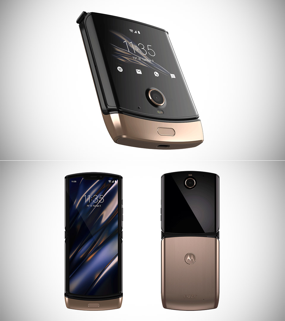 2020 Motorola RAZR Tear Down