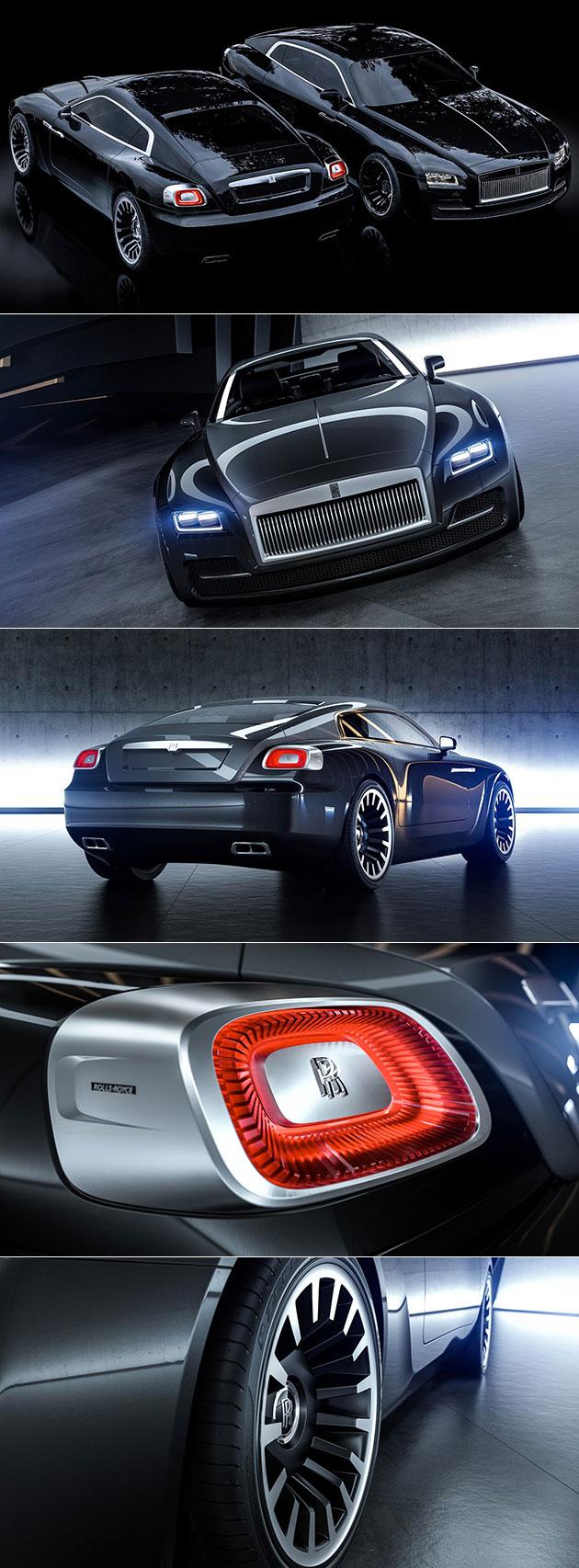 2020 Rolls-Royce Wraith Coupe