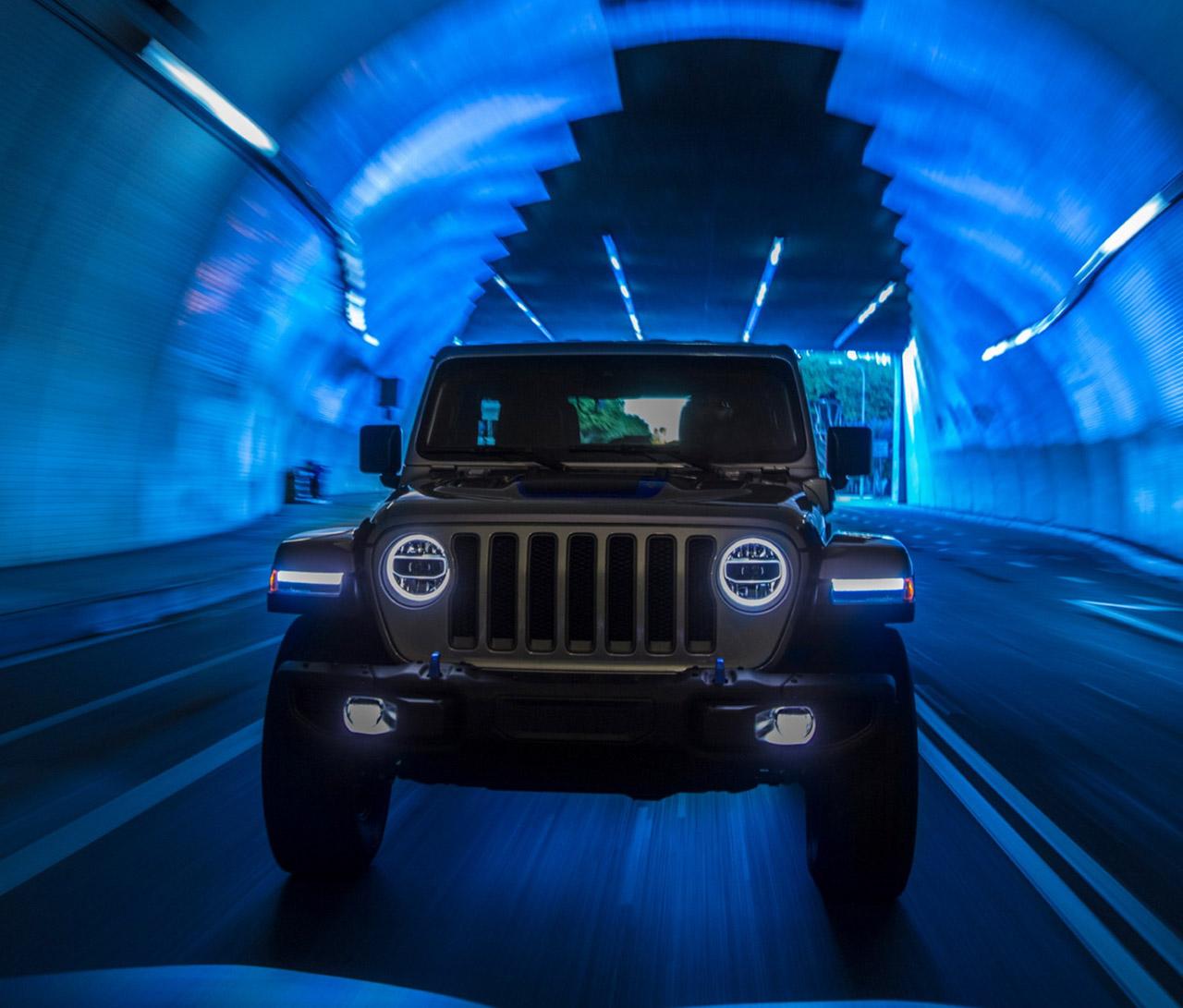 2021 Jeep Wrangler 4xe Plug-in Hybrid Electric