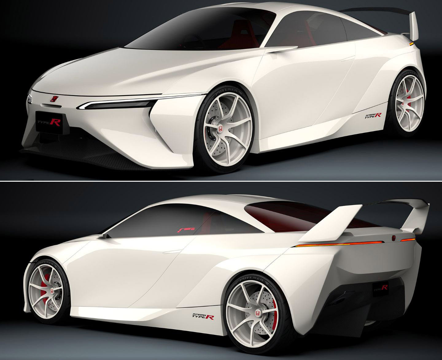 If Honda Made A 2022 Integra Type R This Is What It Could Look Like Techeblog