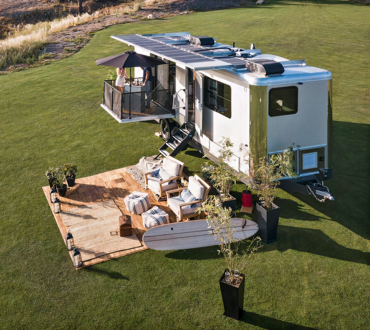 2022 Living Vehicle Mobile Home