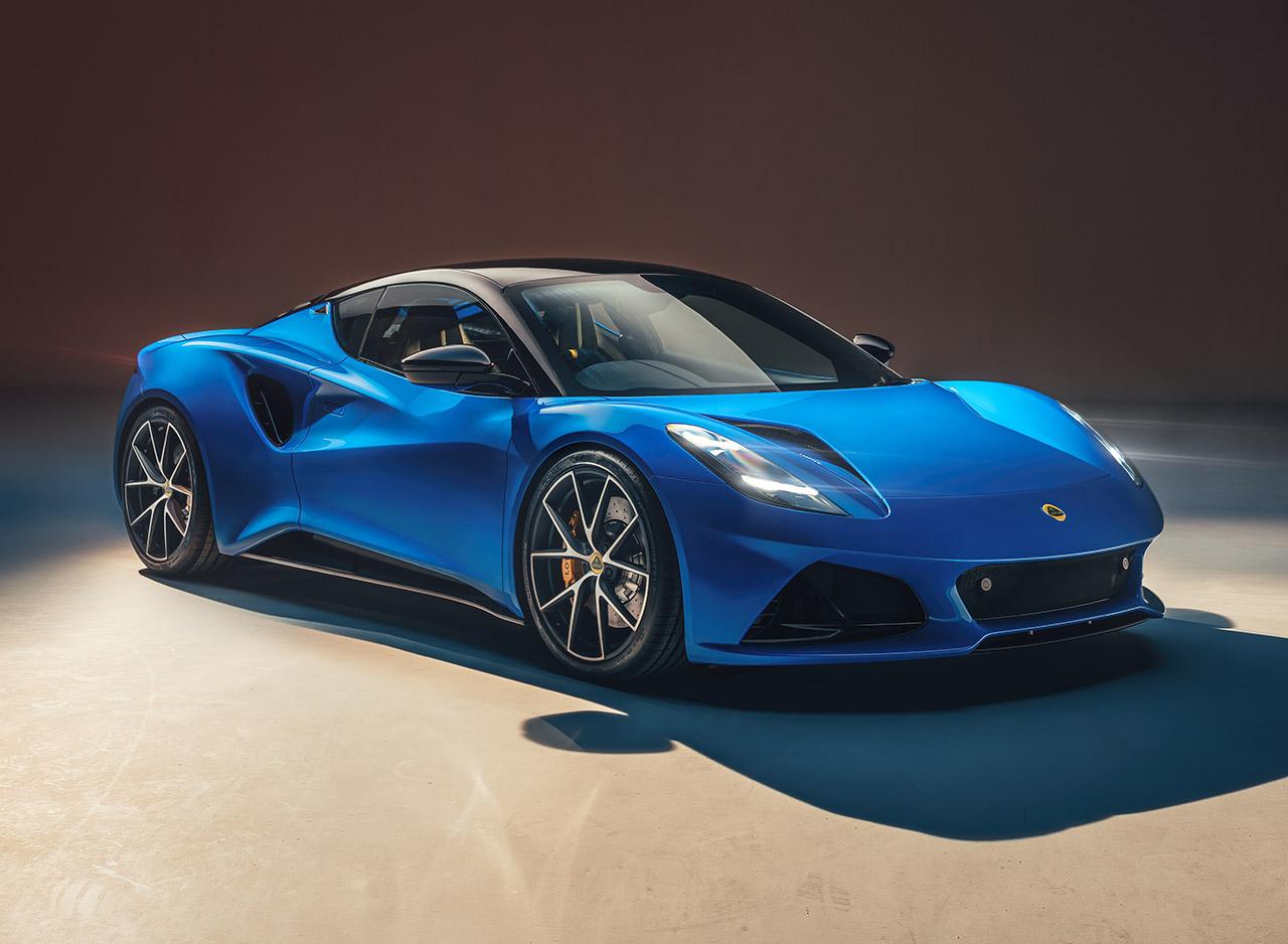 2022 Lotus Emira Mercedes-AMG