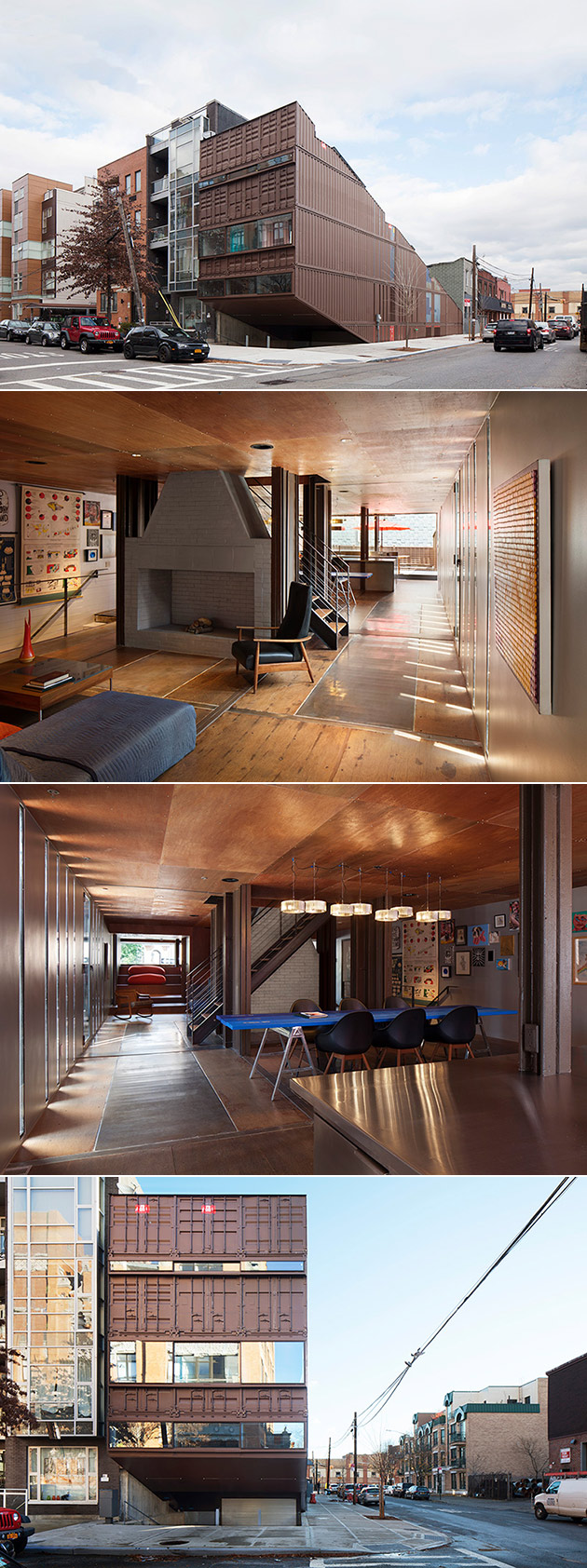21 Shipping Container House