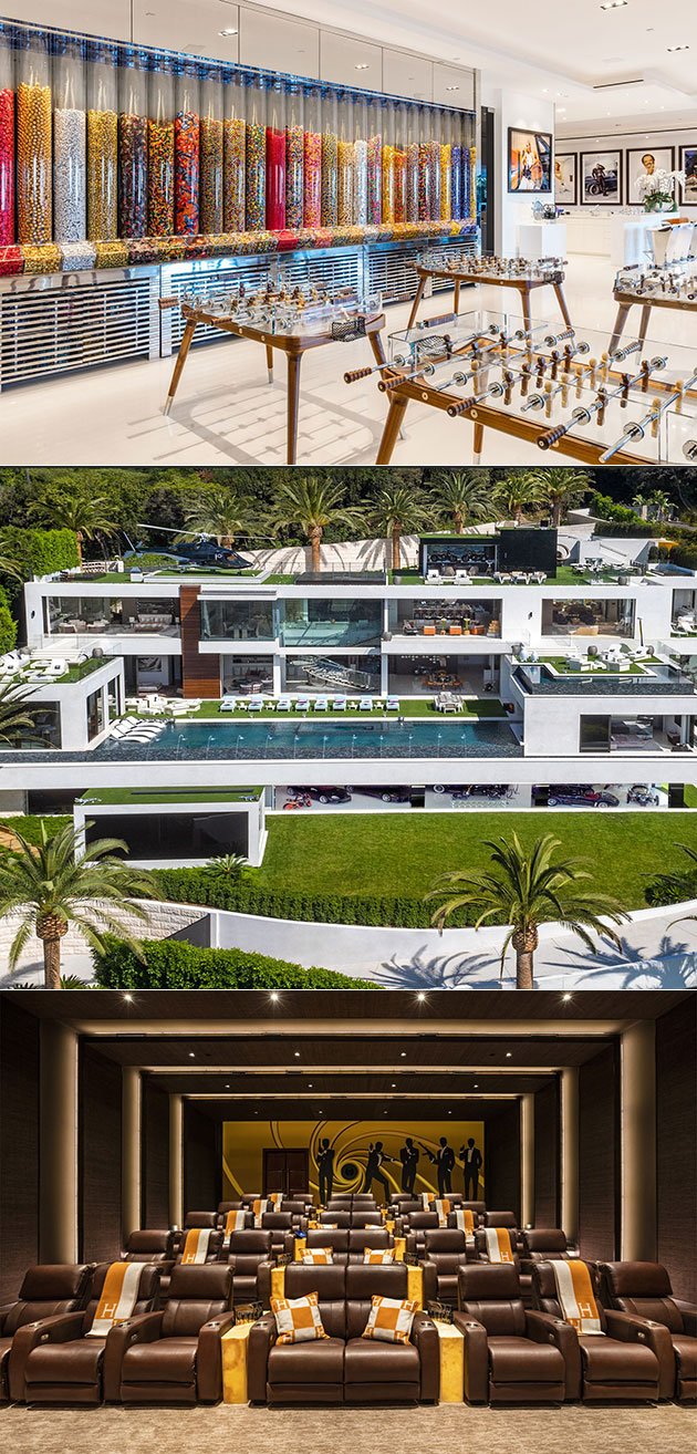 $250-Million Los Angeles Home