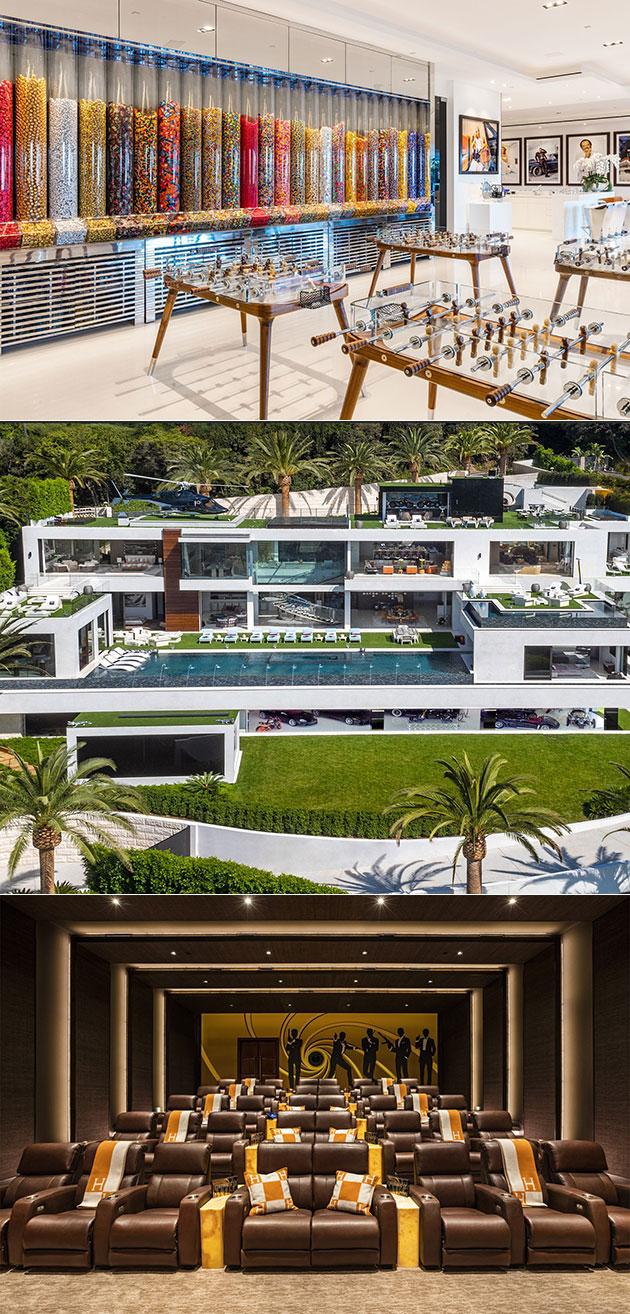 $250-Million Los Angeles Home