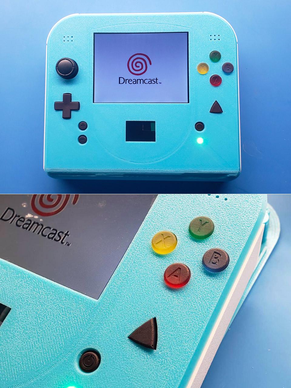 2DC Dreamcast Portable