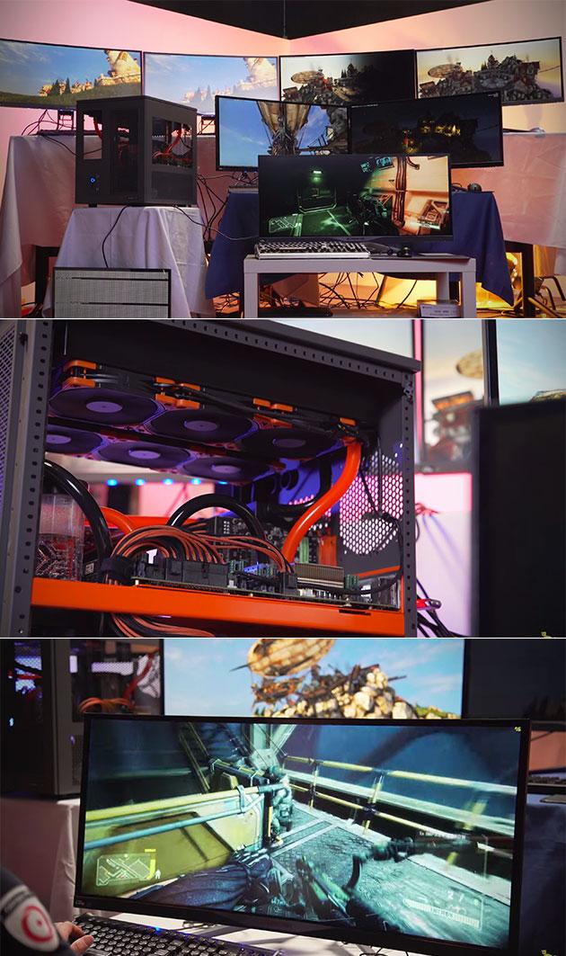 $30,000 Gaming PC