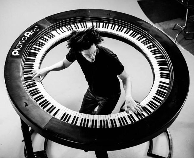 360-Degree Piano PianoArc