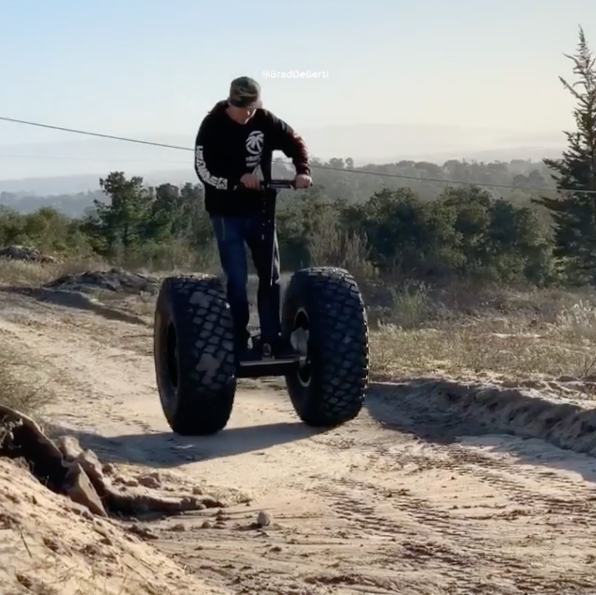 37-inch Truck Tires Segway
