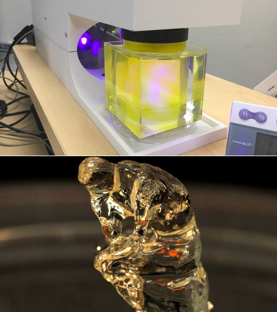 3D Light Printer