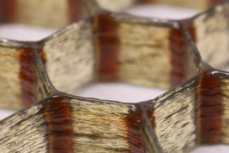 Ce Composite 3D-imprimé est plus léger que le bois et plus fort que béton