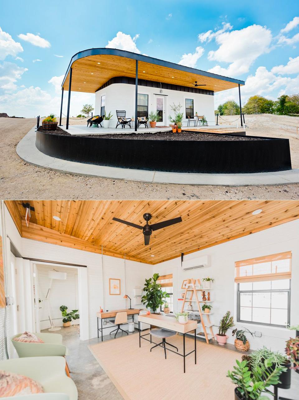 3D-Printed Homes Austin