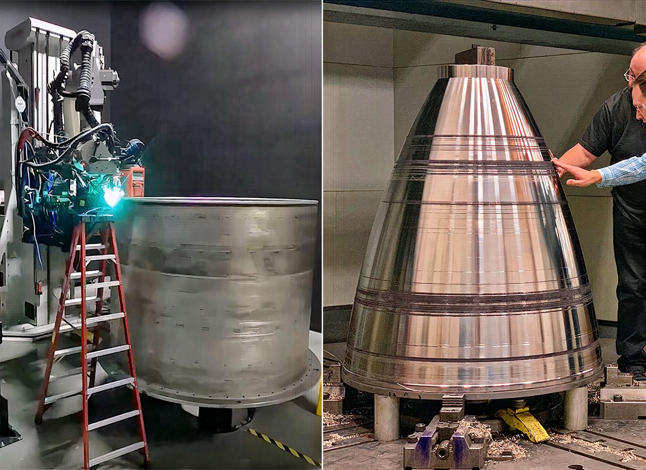 3D-Printed Rockets NASA