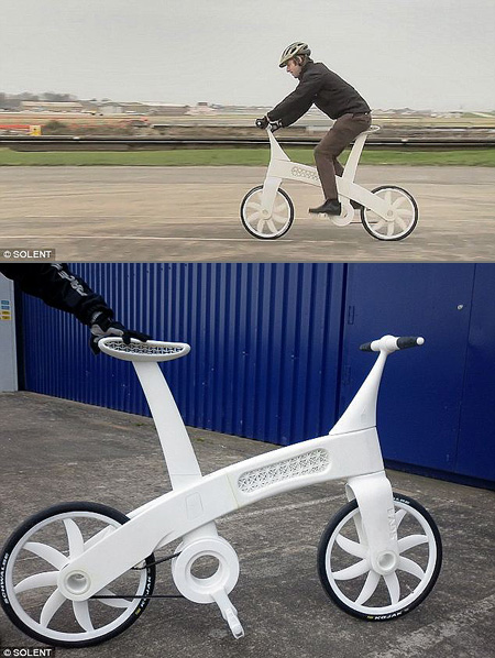3d Printed Bikes Made with a D Printer