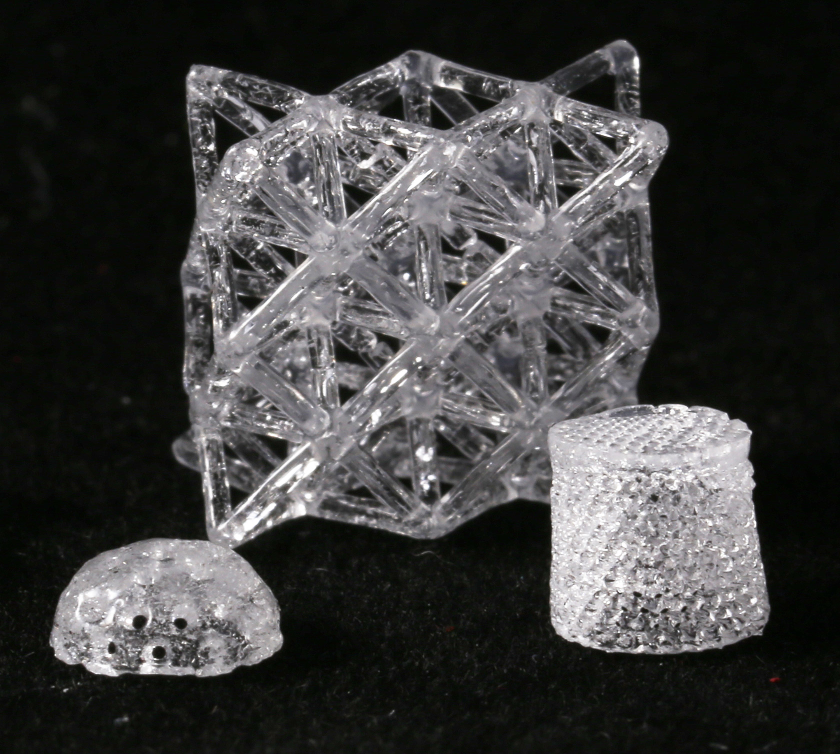 3D Printing Glass Sculpture