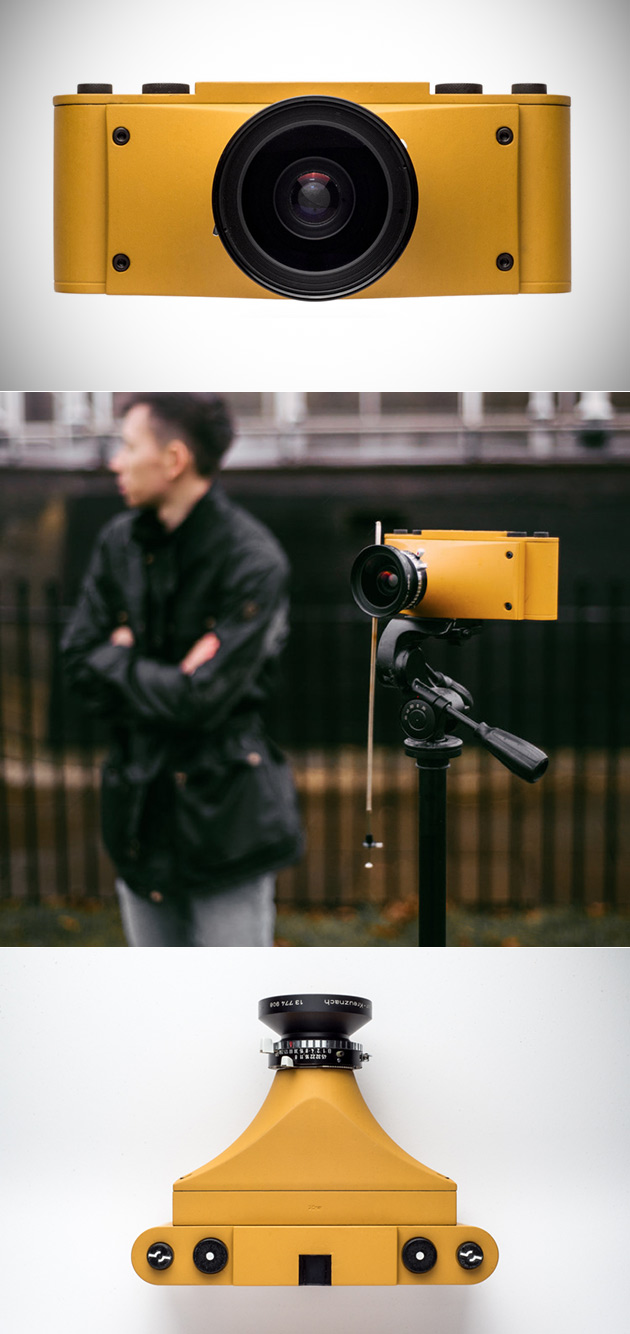 L'étudiant ne Peut pas se Permettre Cher Caméras, Décide de 3D-Imprimer Sa Propre