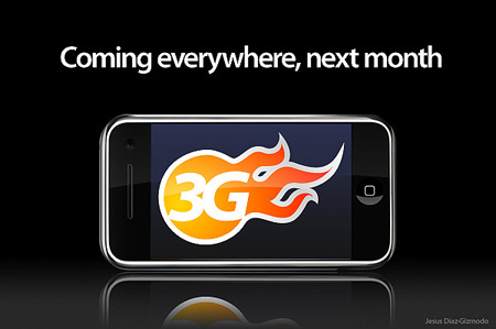 3G iPhone Release Date