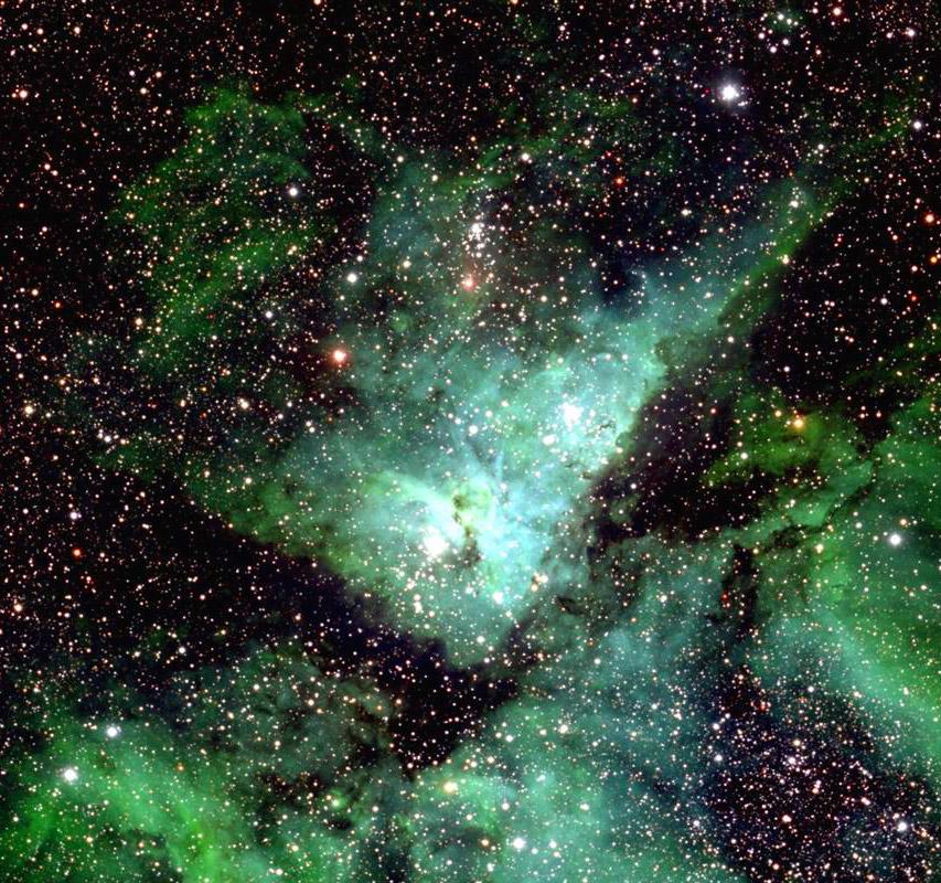 46-Gigapixel Milky Way