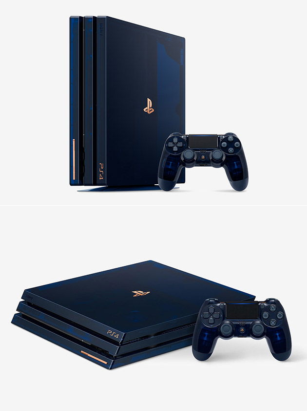 500-Million Limited Edition PS4 Pro