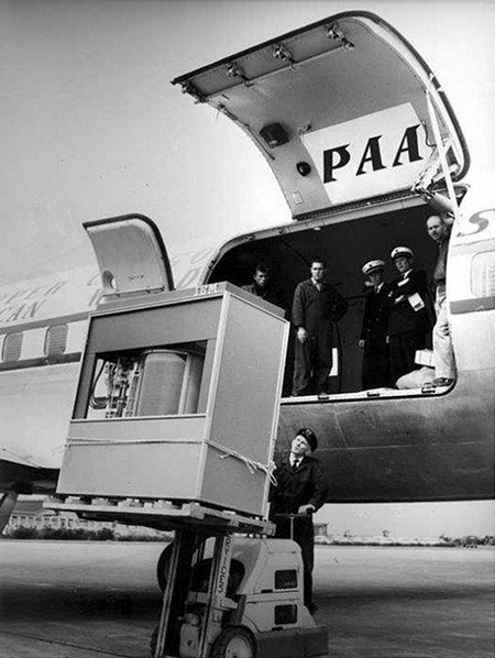 Old 5MB Hard Drive
