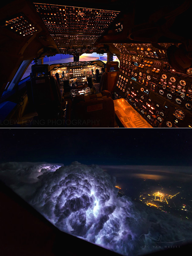 747 Pilot Picture